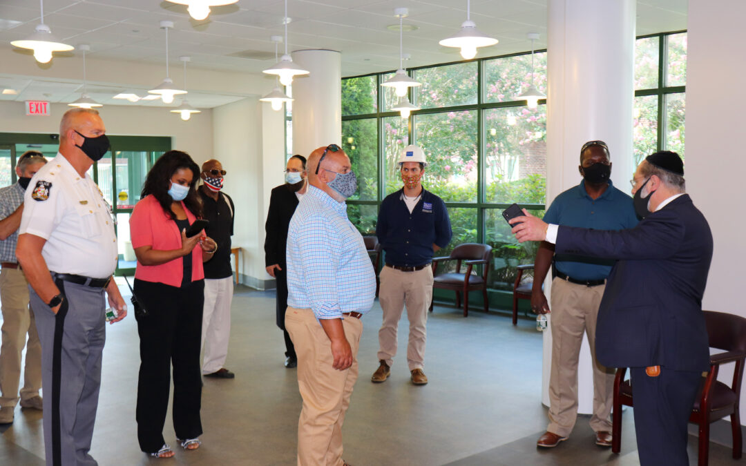 City Officials Tour Milford Wellness Village, Gain Insight into Latest Healthcare Services & Business Opportunities
