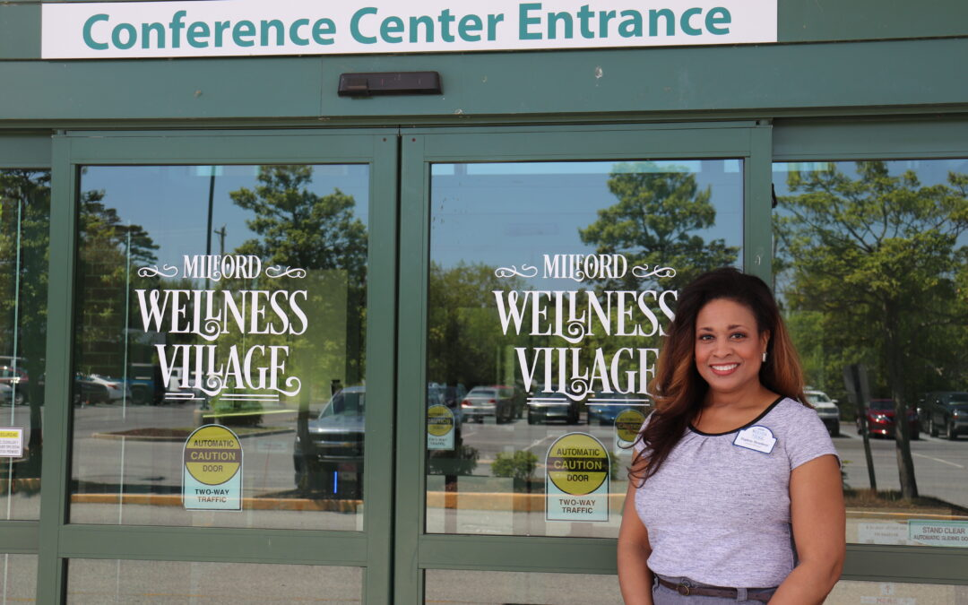 Milford Wellness Village conference rooms available