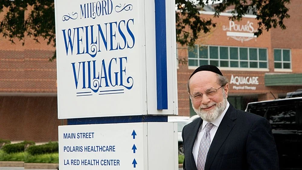 Milford Wellness Village Flourishes in Former Hospital Space
